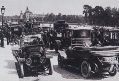 """Les taxis de la """"Marne"""""""