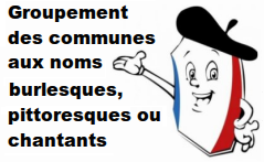 Ass. Communes Aux Noms Burlesques